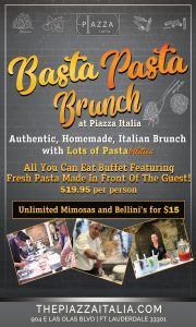 Basta Pasta Brunch