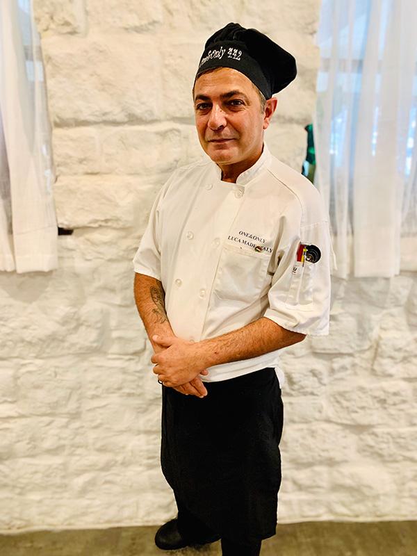 Piazza Italia: Our Chefs