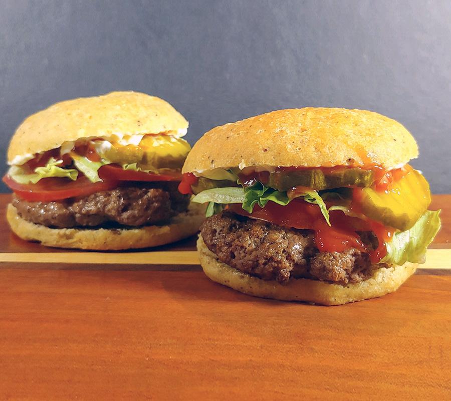 Piazza Italia: Keto Burgers