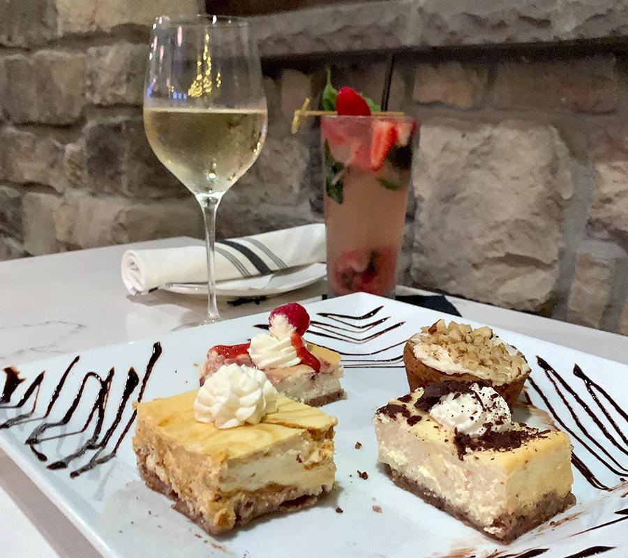 Piazza Italia: Keto Cheesecake