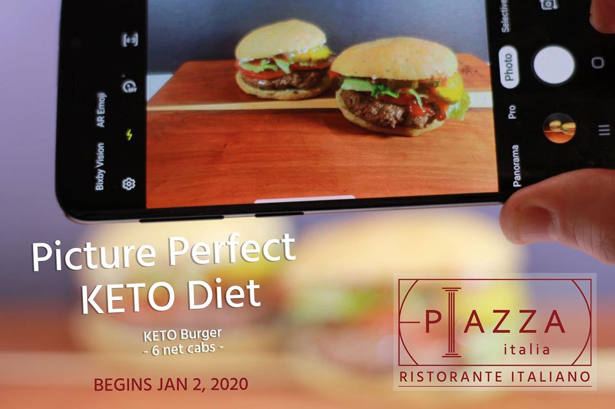 Piazza Italia: Keto Diet